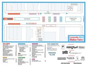 LMMF Map