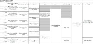 schedule 9.27