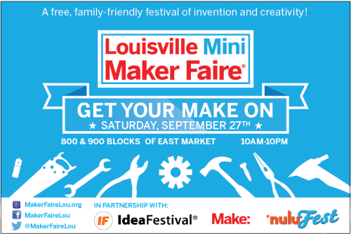 Louisville Mini Maker Faire